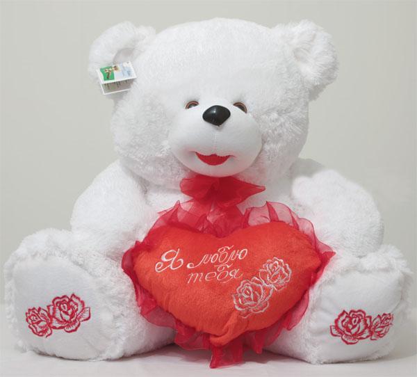 Мягкие подарки для девушки 314