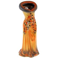 """Ваза напольная  """"Вечернее  платье"""", керамика, SL172524"""