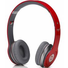 Наушники Beats Solo HD Red,B06