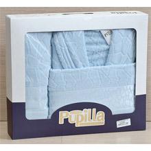 Набор банный халат+полотенце арт.PR-hlt014-10