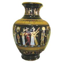 """ваза декоративная  """"Египтяне"""", 41см,N3145"""
