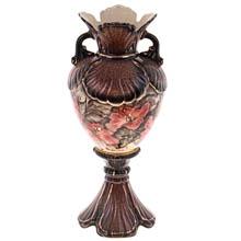 """Ваза напольная, """"Орхидея"""",  керамика, SL193381"""