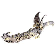 Кинжал на подставке, рукоять орёл на охоте, SL546353
