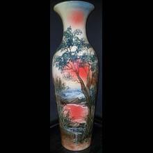 """Ваза напольная, """"На закате"""",  керамика, SL733029"""