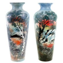 """Ваза напольная, """"Природа"""",  керамика, SL733045"""